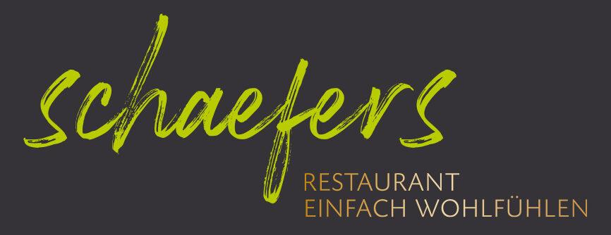 Willkommen im SCHAEFERS Restaurant